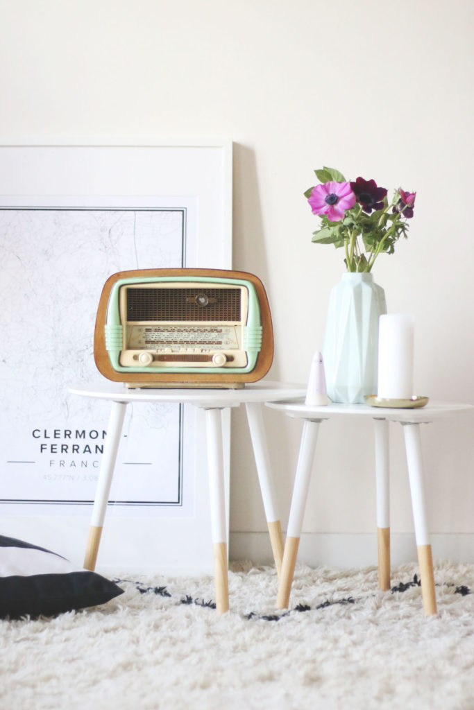 absolument vintage radio avis enceinte vintage focal test - blog déco - clem around the corner