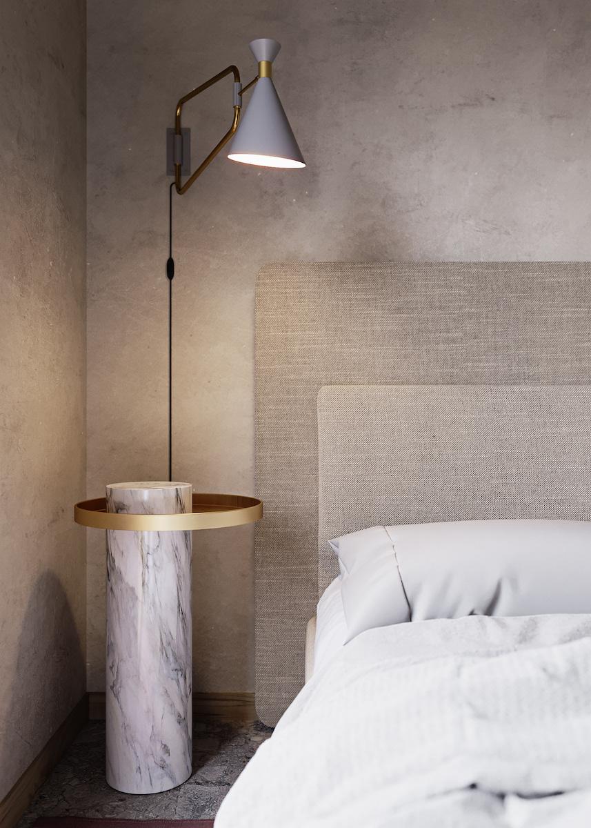 maison du silence ambiance zen chambre parentale déco décoration intérieure tendance