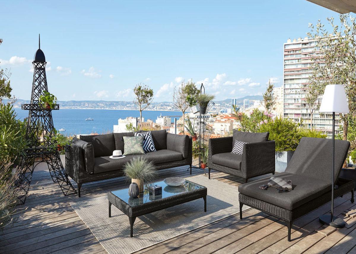Aménager Un Petit Jardin De 20M2 avis mobilier outdoor maisons du monde - clem around the corner