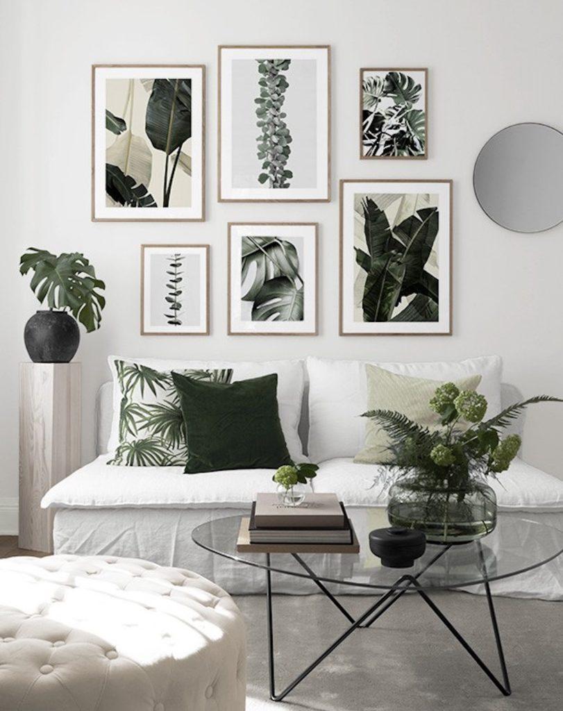 Deco Cadre Photo Mur créer votre mur de cadres avec desenio - clem around the corner