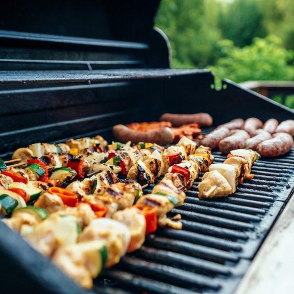 brochette diy barbecue grillade viande légume - blog déco - clemaroundthecorner