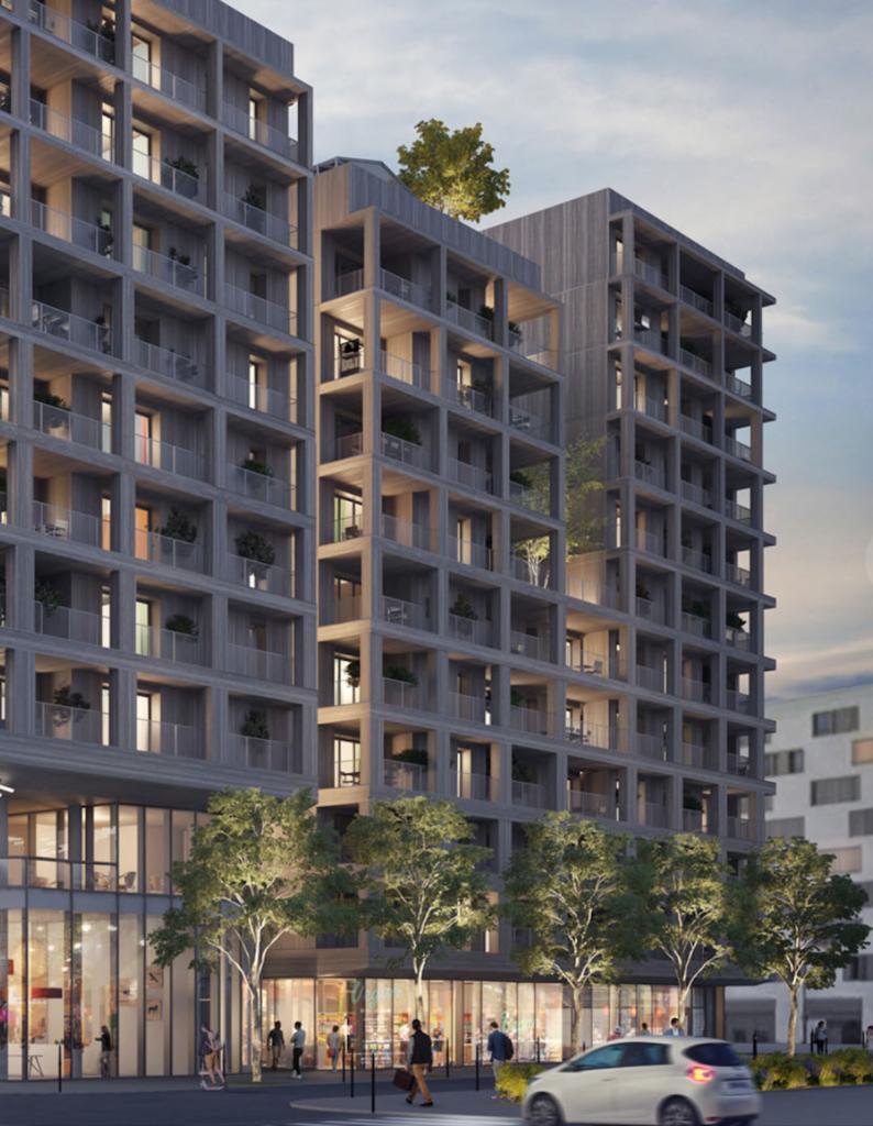 Cogedim investir dans le neuf immeuble paris achat neuf - blog déco - clematc
