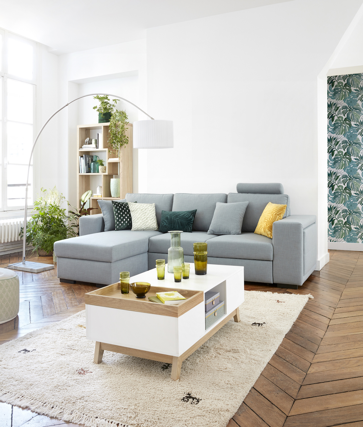 salon inspiration nature slow living nouvelle collection but - blog design clem