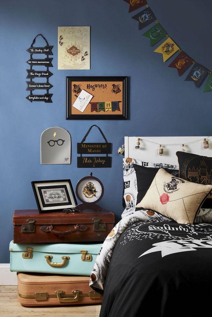 chambre enfant adolescent ado adulte valise assortiment accessoires - blog déco - clem around the corner
