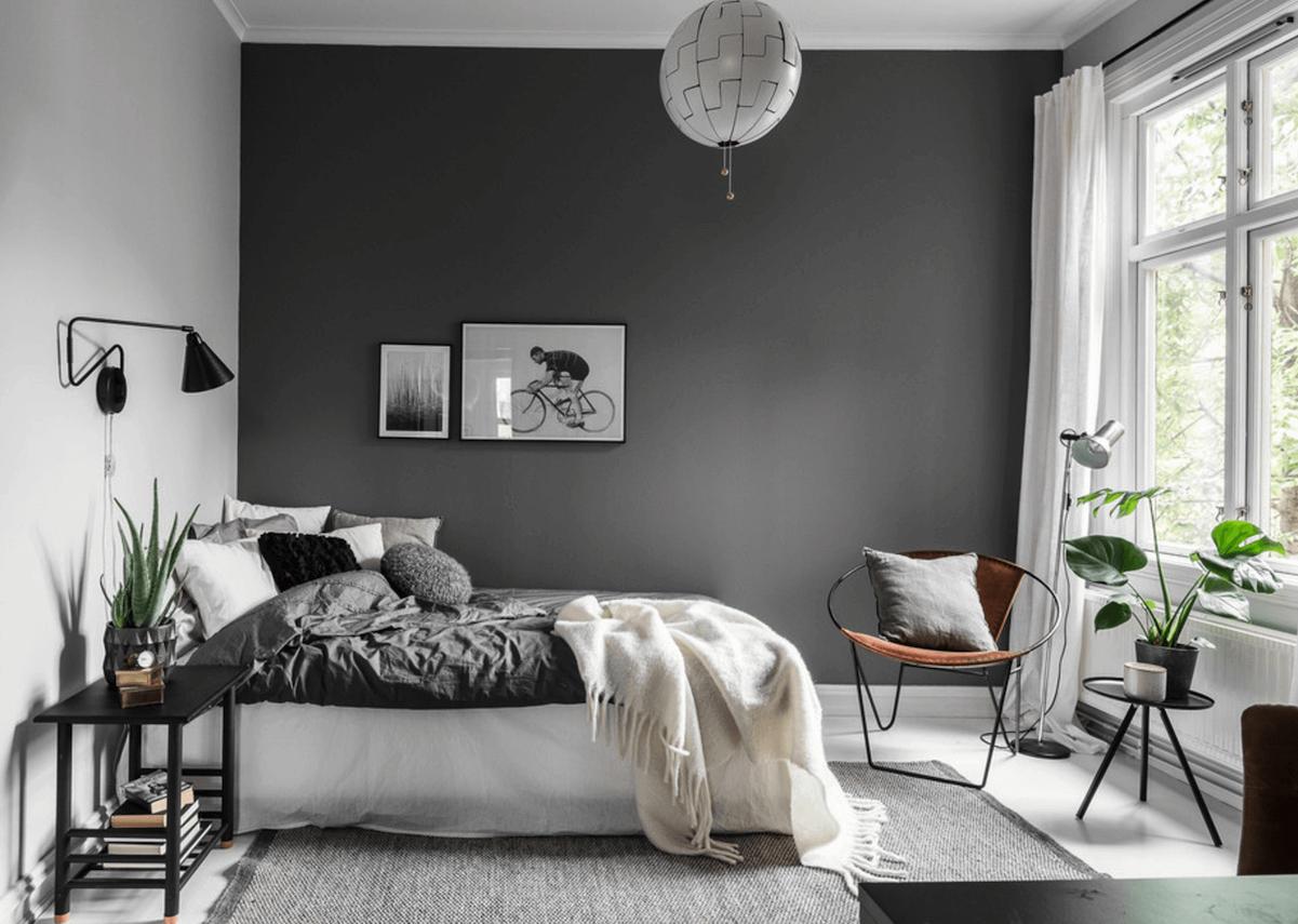 Déco chambre grise : intemporel et élégant - Clem Around The ...