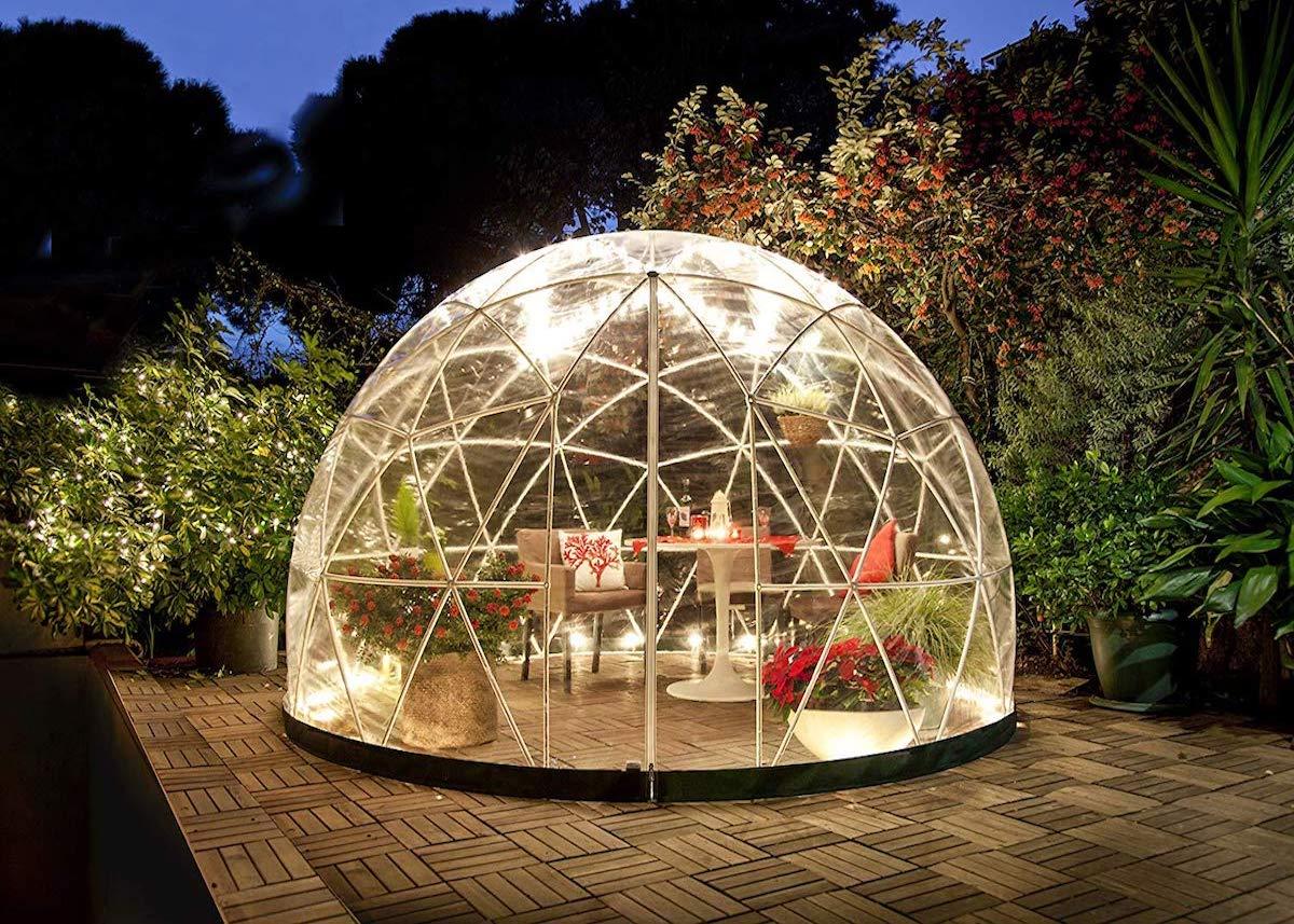 Salon De Jardin Moins De 100 Euros où trouver un garden igloo bulle de jardin - clematc