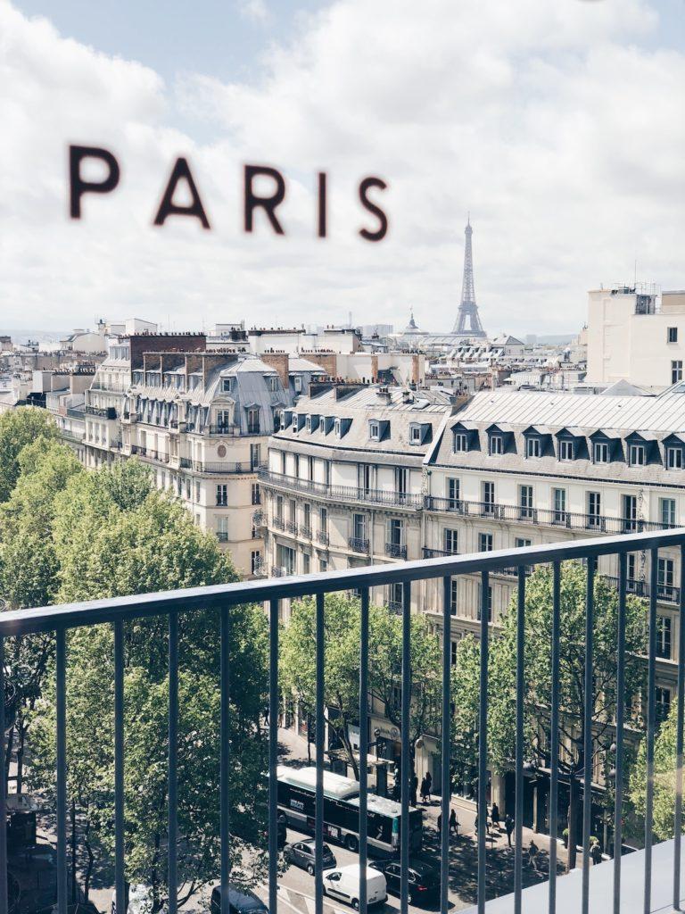 histoire paris architecture immeuble haussmannien tour eiffel haussman