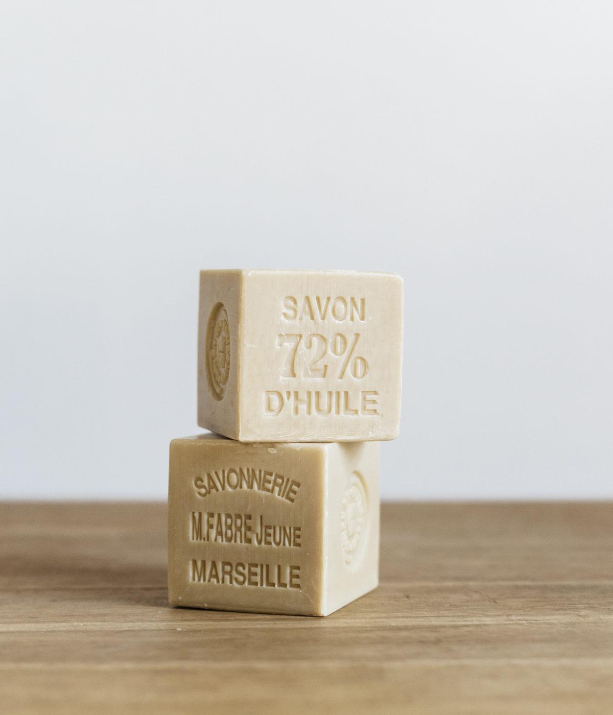 vrai savon de marseille authentique écologique avis marius fabre ingrédient test