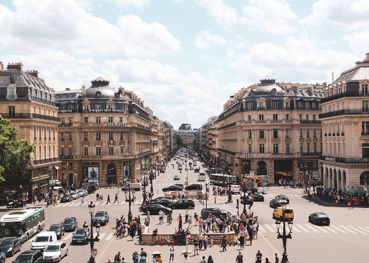 Caracteristique D Un Immeuble Haussmannien histoire architecturale de paris et immeuble haussmannien