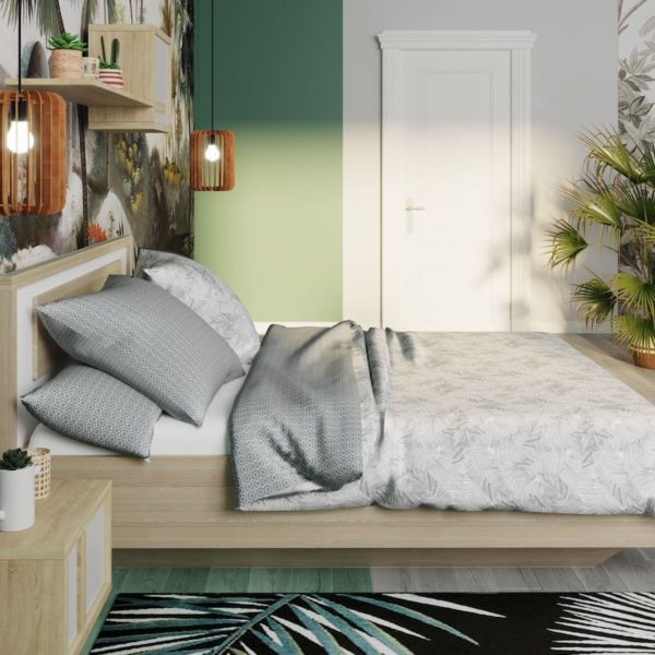 chambre jungle conforama automne hiver 2019 2020 - blog déco - clem around the corner