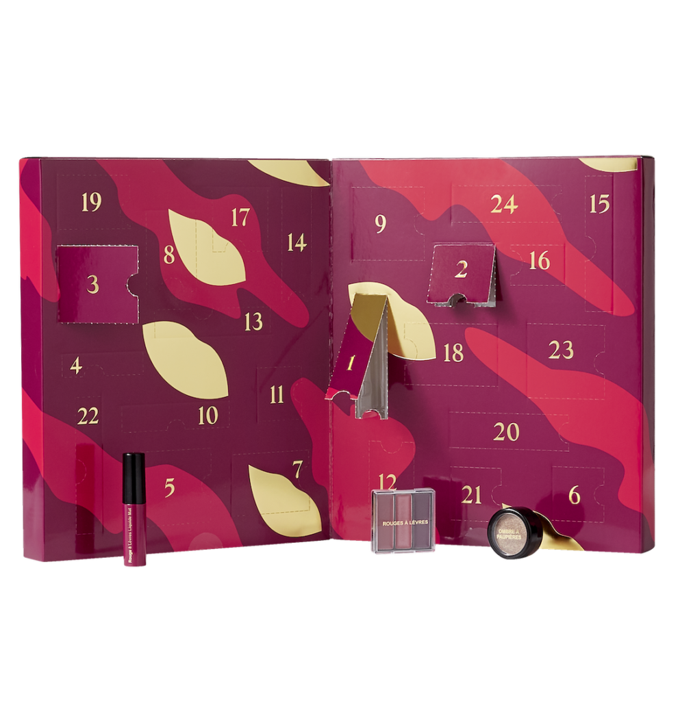 monoprix décoration de noël 2019 hiver 2020 collection maison beauté maquillage make up