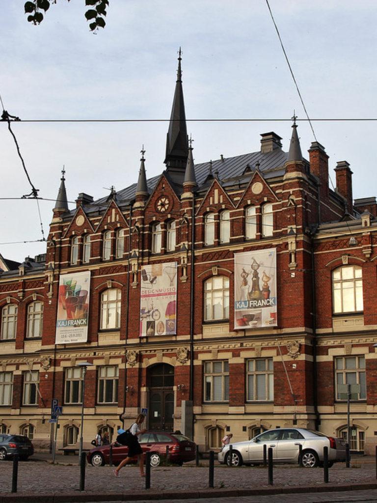 architecture à Helsinki visite adresse design musée du design batiment néogothique blog deco