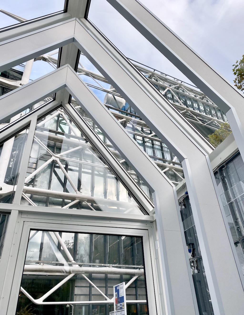 maison en verre construction pollution sonore phonique test - blog clem around the corner