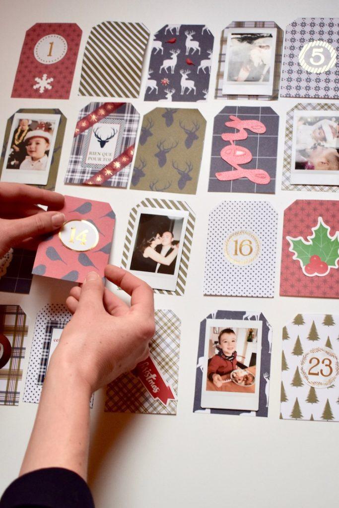 scrapbooking enfant bricolage - blog création déco - clem around the corner