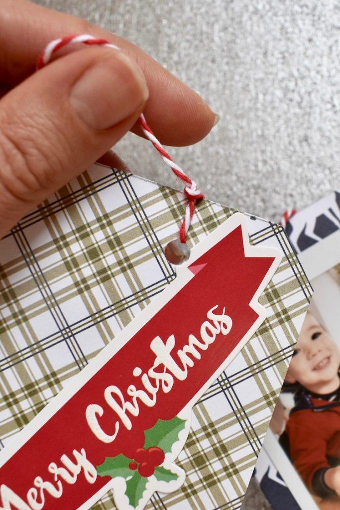 fabriquer sa décoration de Noël bricolage kids atelier