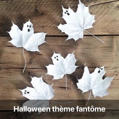 halloween thème fantôme tutoriel - blog diy création déco - clem around the corner