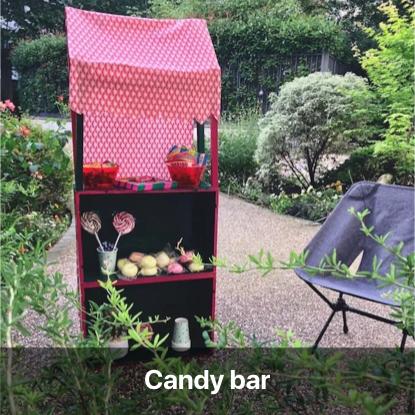 candy bar tutoriel - blog diy création déco - clem around the corner