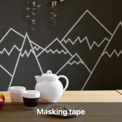 masking tape tutoriel - blog diy création déco - clem around the corner