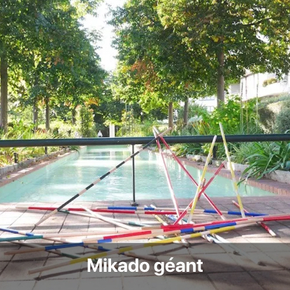 mikado géant tutoriel - blog diy création déco - clem around the corner