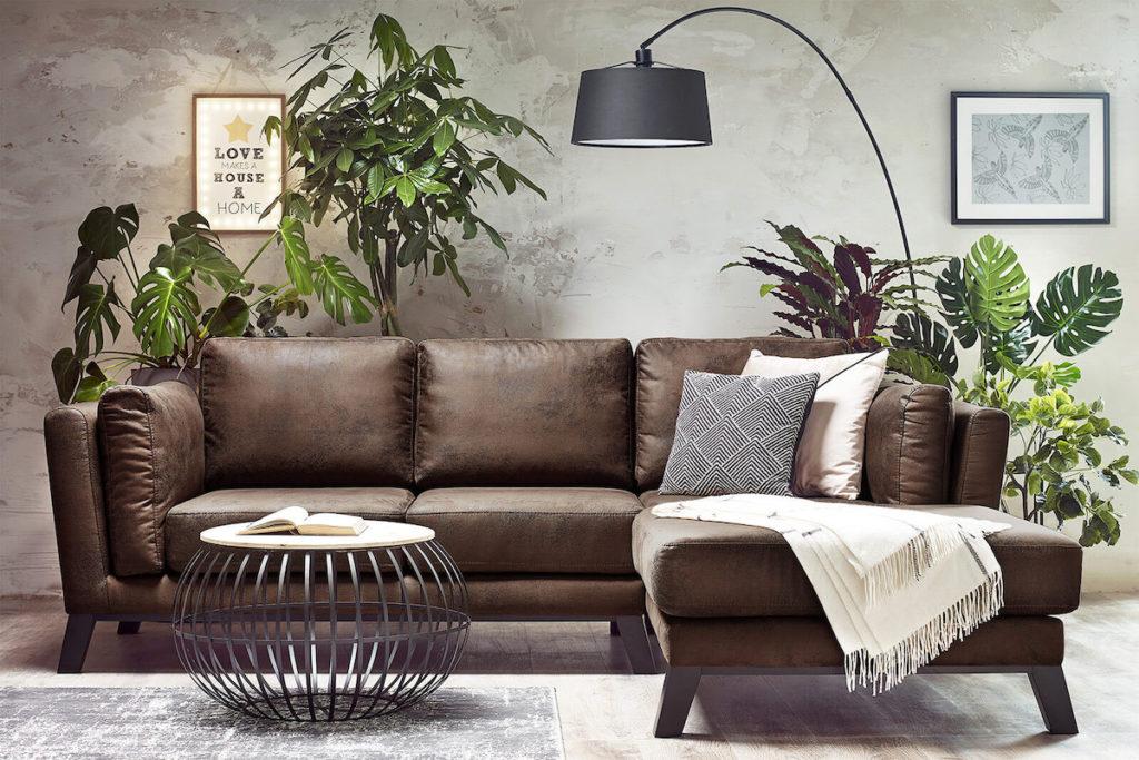 fauteuil cuir méridienne design style loft atelier industriel - blog décoration intérieure - clem around the corner
