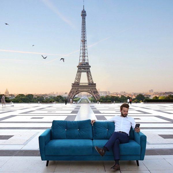 comment bien choisir son canapé convertible couleur conseil - blog déco - clem around the corner