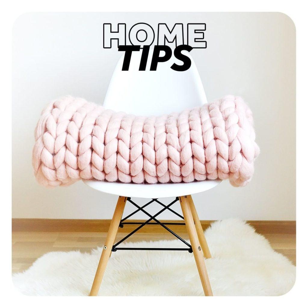 home tips conseil décoration scandinave aménagement chambre - blog déco - clem around the corner