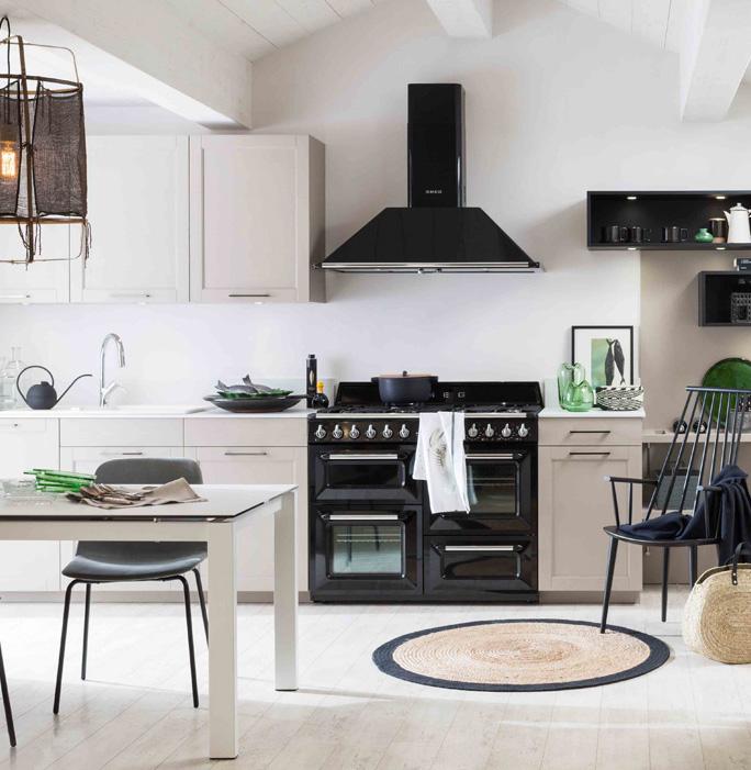 cuisine en bois laqué clair moderne modèle sur mesure blog déco