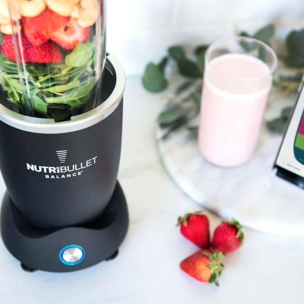 appareil blender centrifugeuse cadeau de Noël connecté fin gourmet gourmand santé