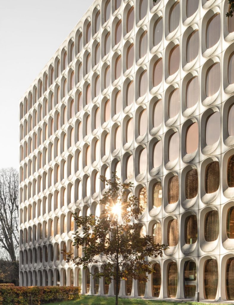 FOSBURY & SONS Belgique Bruxelles boitsfort corbusier brut work share