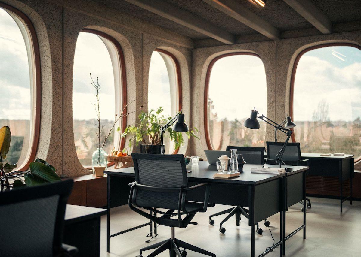 FOSBURY & SONS coworking Belgique Bruxelles boitsfort corbusier brut work share
