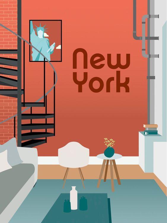 boutique décoration intérieure new york shopping souvenirs design - blog déco - clem around the corner