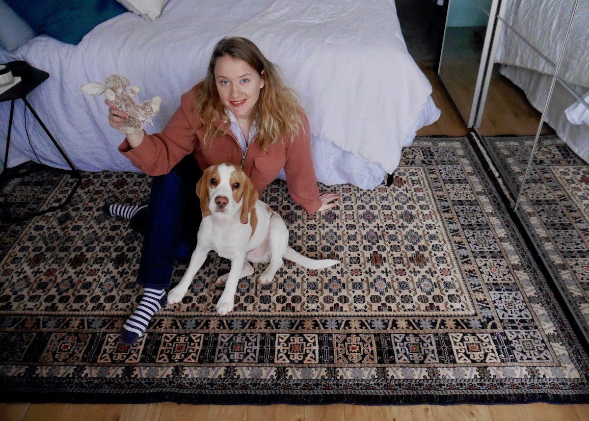 comment choisir tapis moldave en laine chambre - blog décoratrice intérieur - clem around the corner