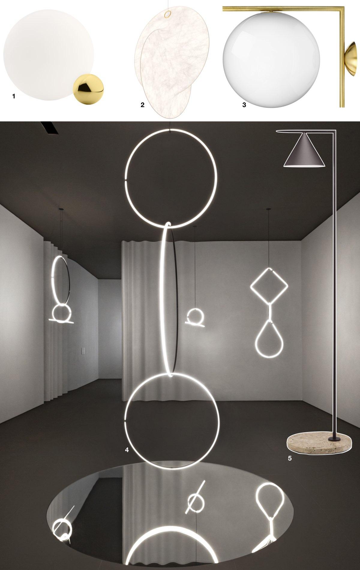 luminaire design michael Anastassiades icone iconique lampe moderne collection