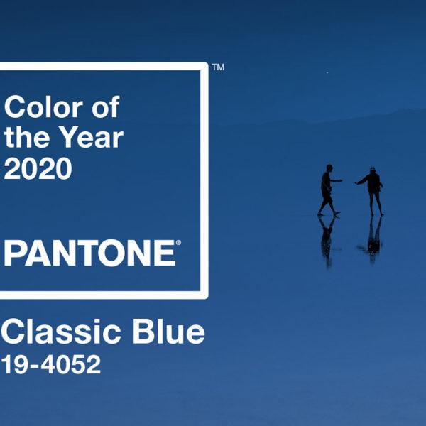pantone classic blue couleur déco 2020 - blog décoration - clem around the corner