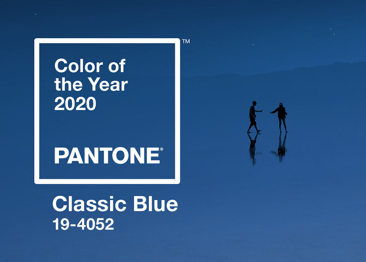 pantone classic blue couleur déco 2020 - blog décoration - clem around the corner