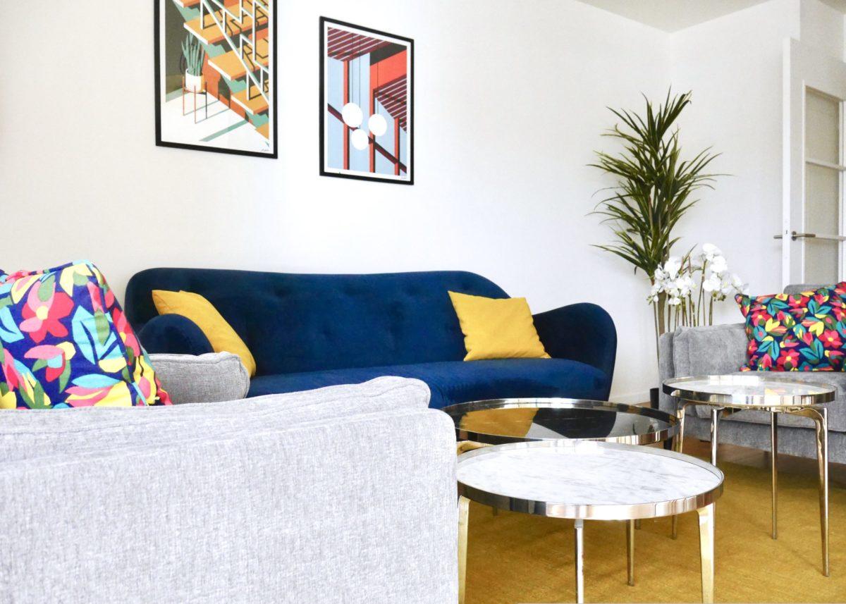4 pièces appartement reuil idylle cogedim avenue napoléon bonaparte