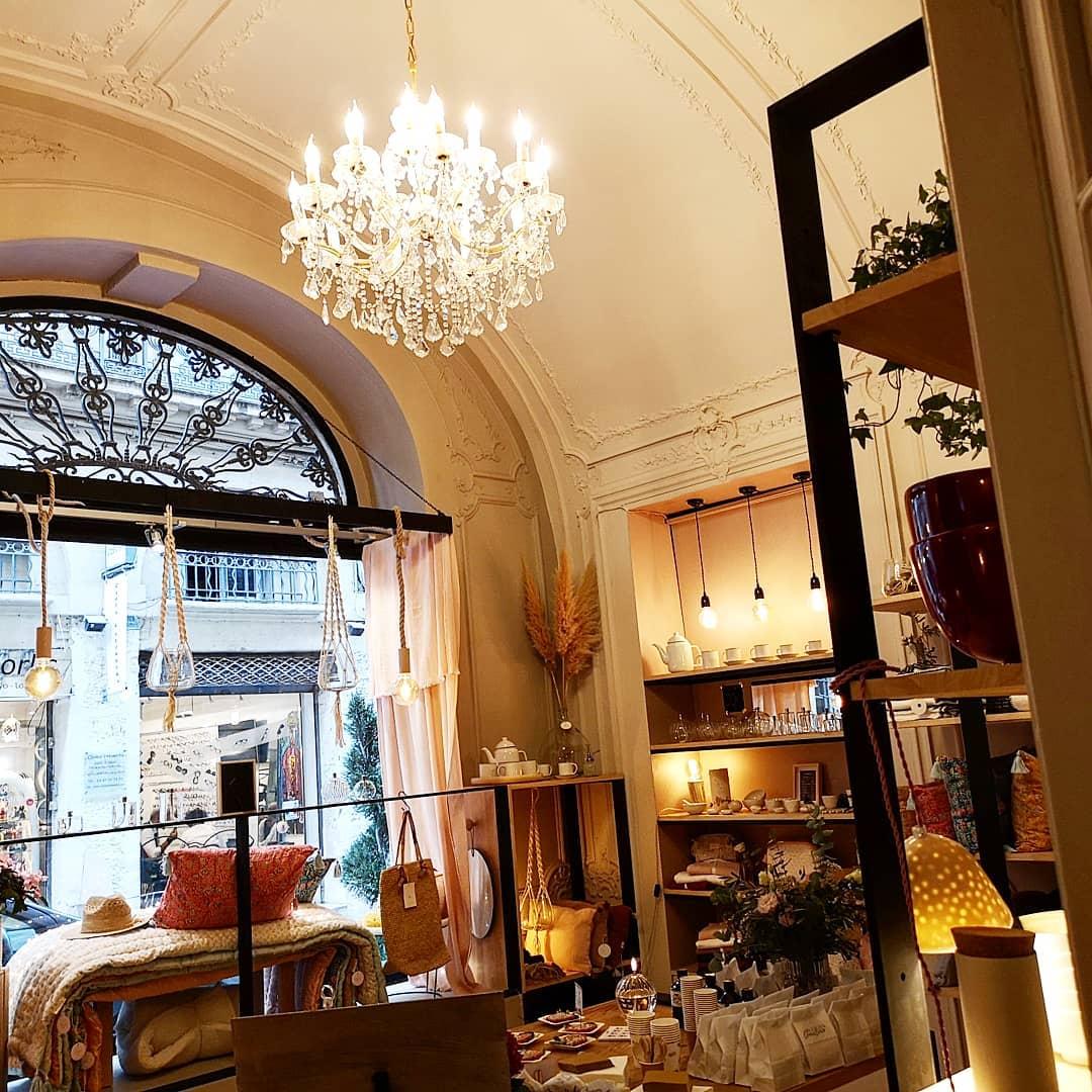 belle boutique bonnes adresses déco Hominess - blog clem around the corner