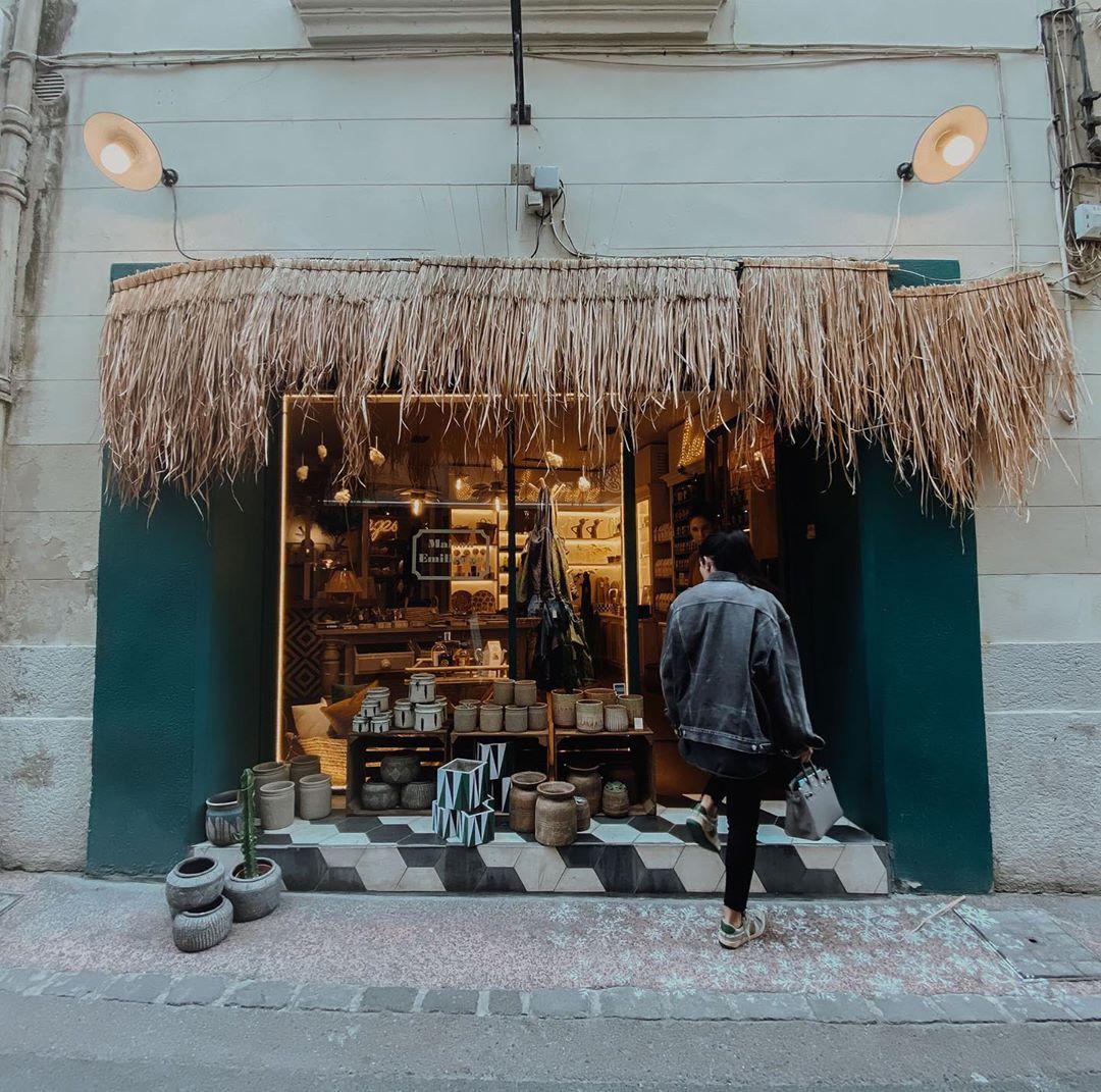 bonnes adresses déco à Montpellier shopping boutique décoration concept store - blog clem around the corner