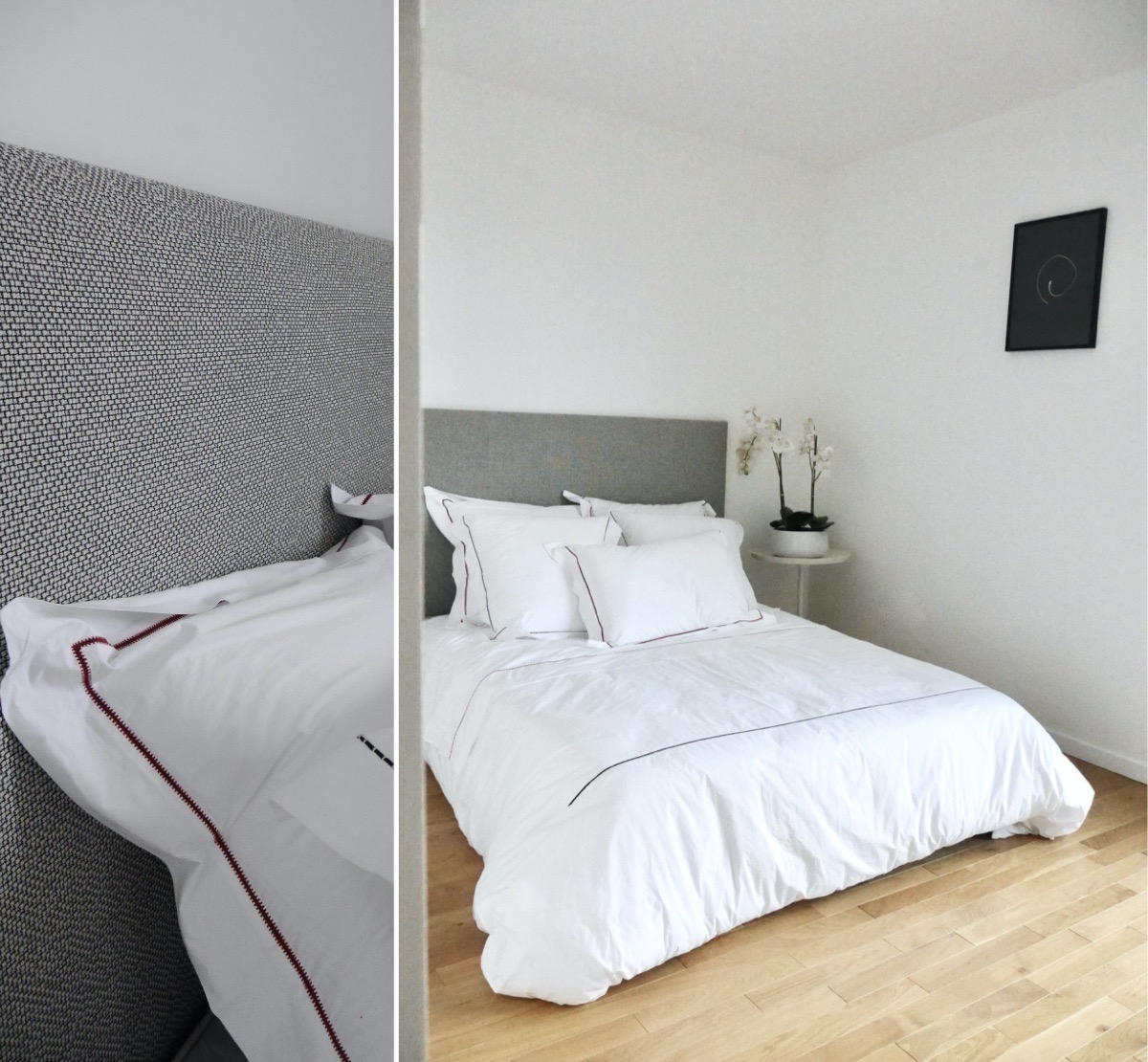 chambre parent façon hotel idylle 4 pièces appartement rueil