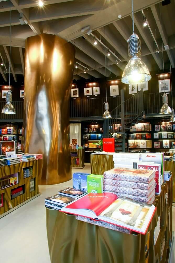 mes bonnes adresses déco à Bruxelles Starck Belgique librairie Taschen