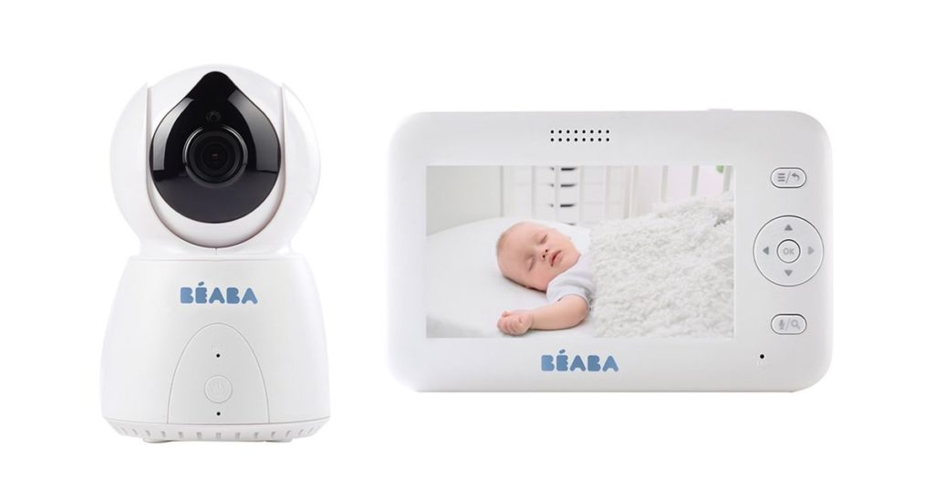 test préparer l arrivée de bébé maison sécurité babyphone vidéo - blog déco - clem around the corner