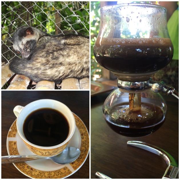 luwak coffee café adresses déco à Bali concept store - blog clem around the corner