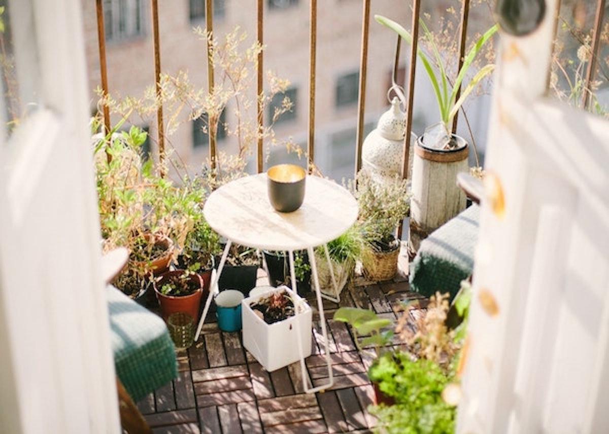 terrasse extérieur décoration agencement conseil technique - blog déco - clemaroundthecorner