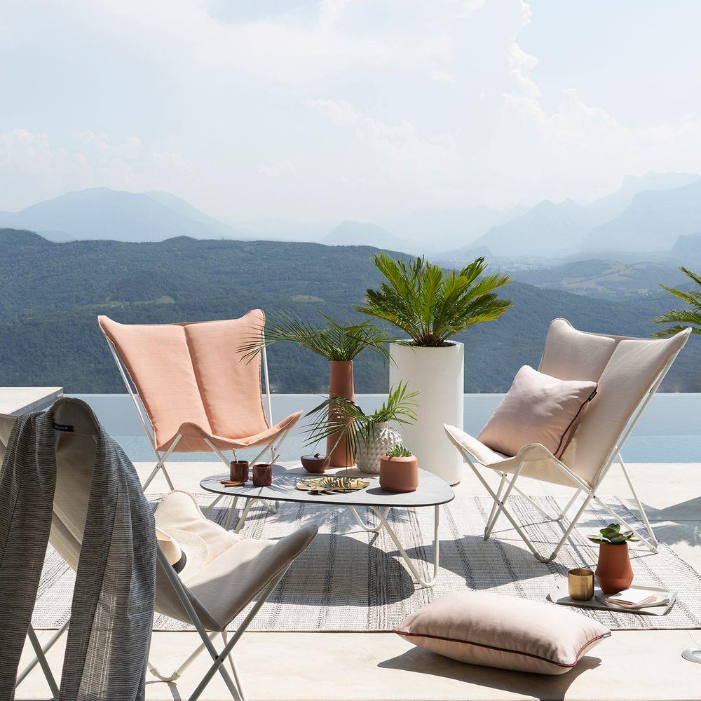 astuces conseil aménager terrasse design moderne relaxation confort salon - blog déco - clem around the corner