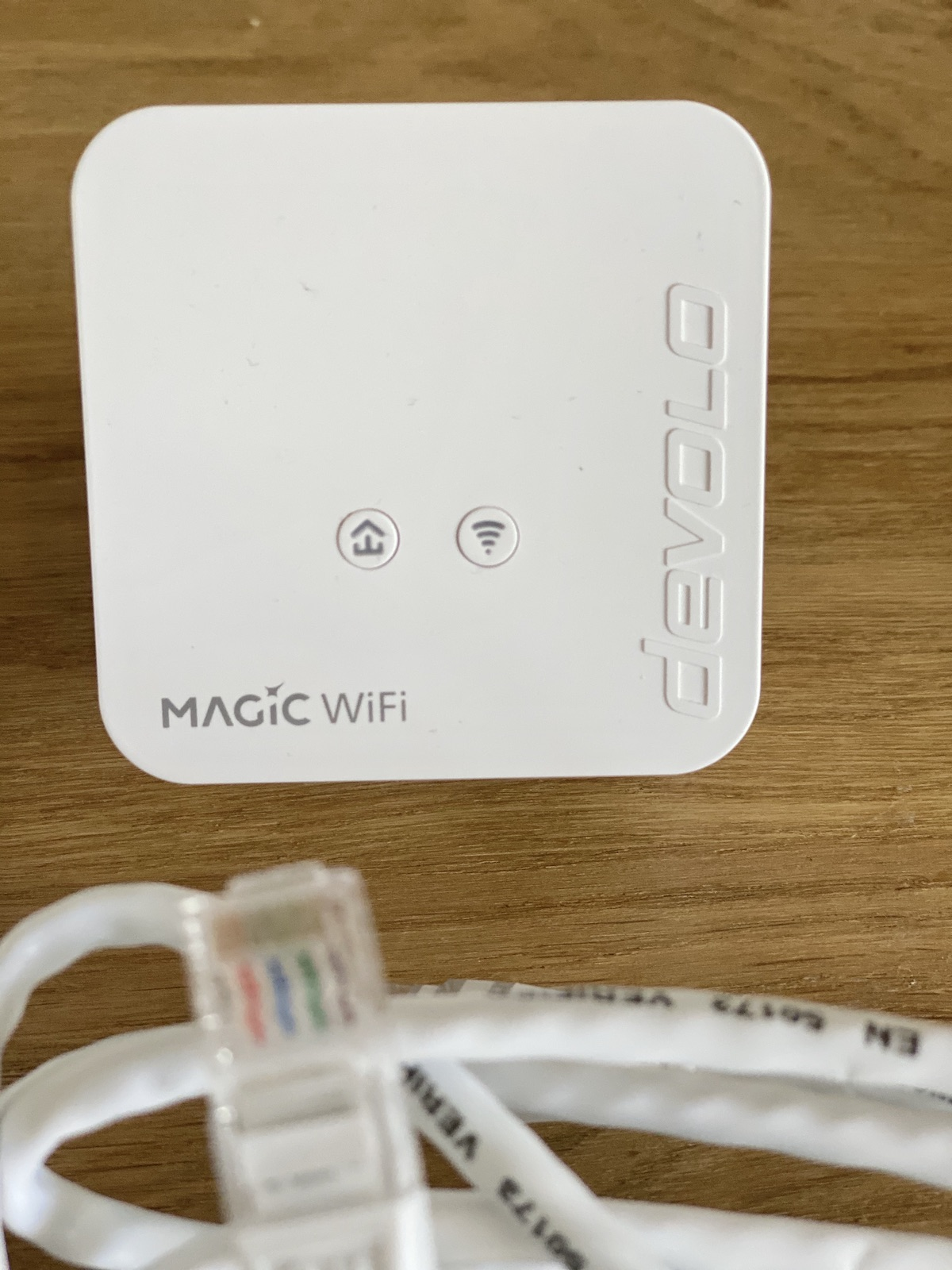 comment arrêter wifi lent Devolo Magic 1 wifi mini