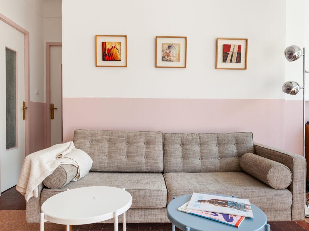 appartement années 50 Fernand Pouillon architecte vieux port Marseille - blog déco - clem around the corner
