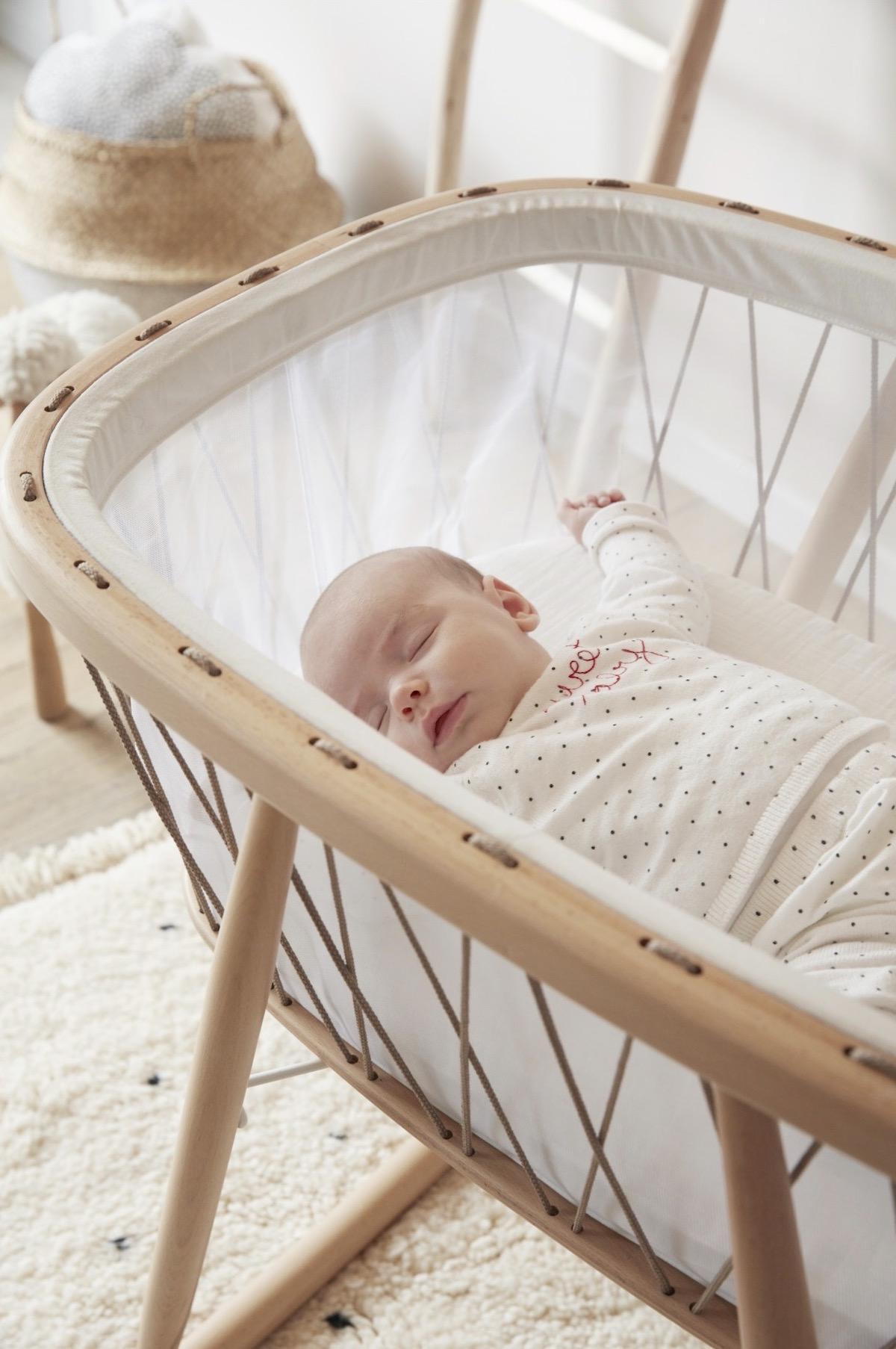 berceau kumi charlycrane chambre bébé - blog déco - clemaroundthecorner
