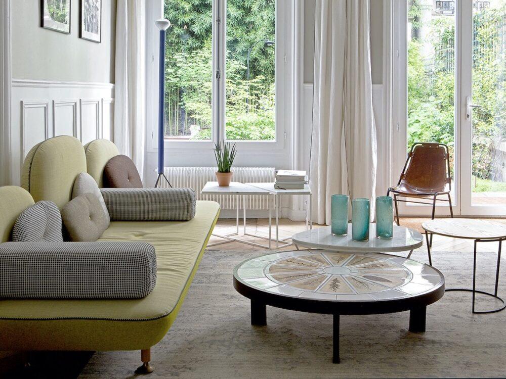 hotel particulier à Paris 9 arrondissement - blog architecture intérieur - clem around the corner