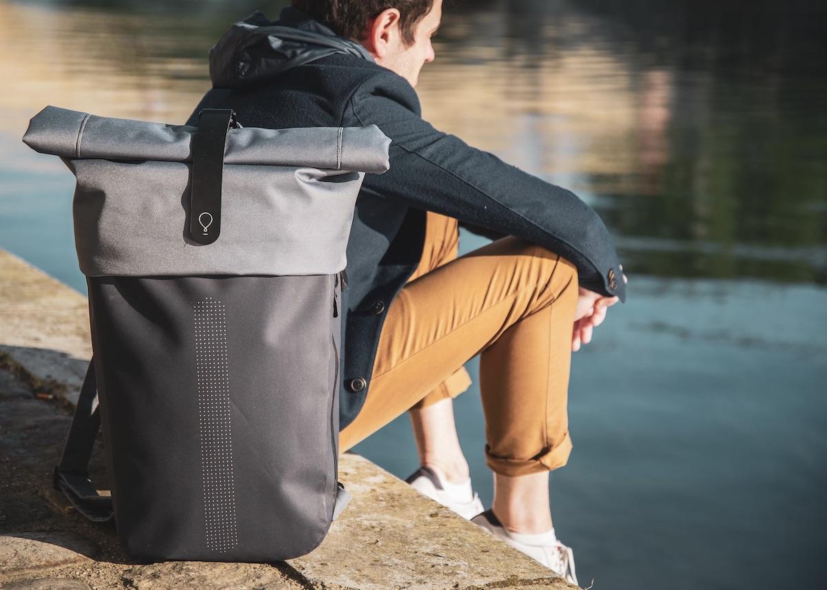 fil & fog sac à dos Fritsch Durisotti bagagerie design astucieux - blog déco - clem around the corner