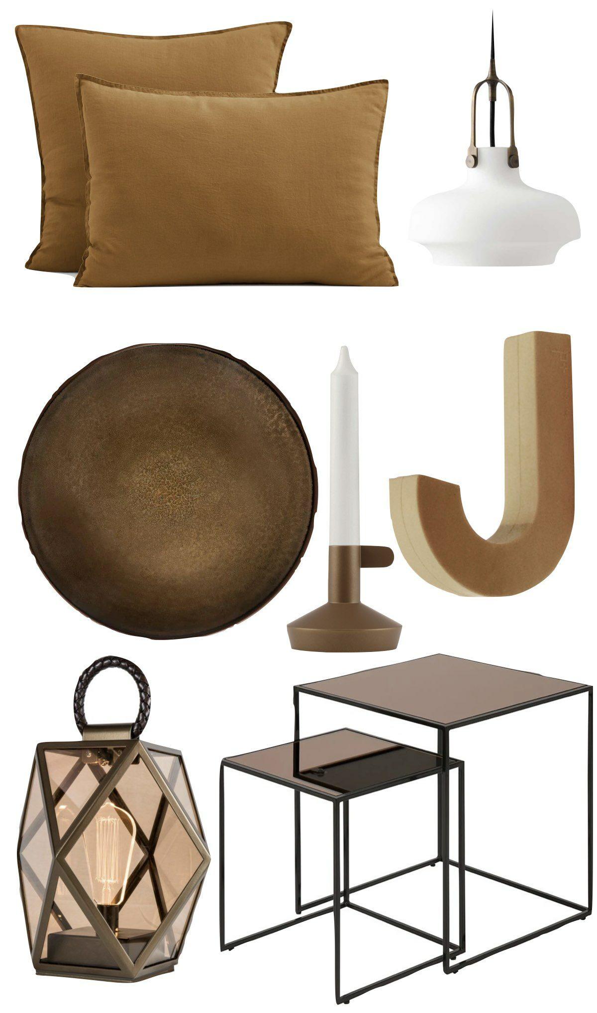 déco bronze couverts original blog décoration architecture intérieur - clem around the corner